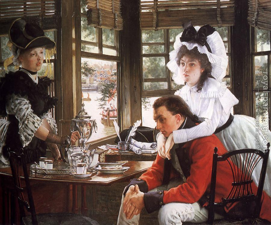 James Tissot : Bad News