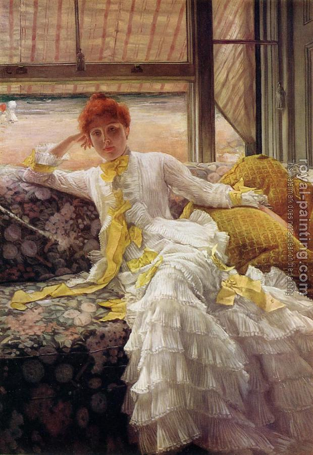 James Tissot : Seaside