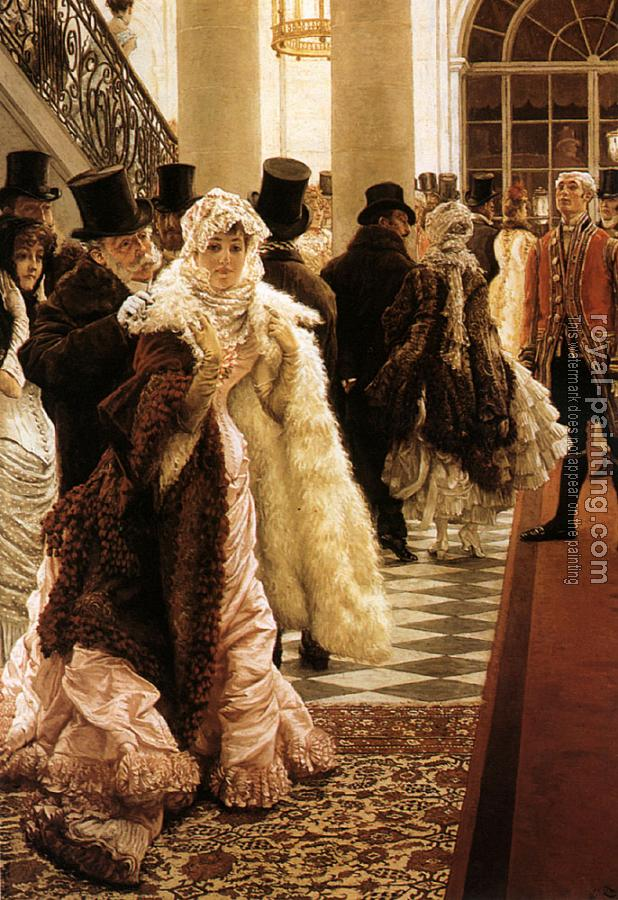 James Tissot : The Woman of Fashion