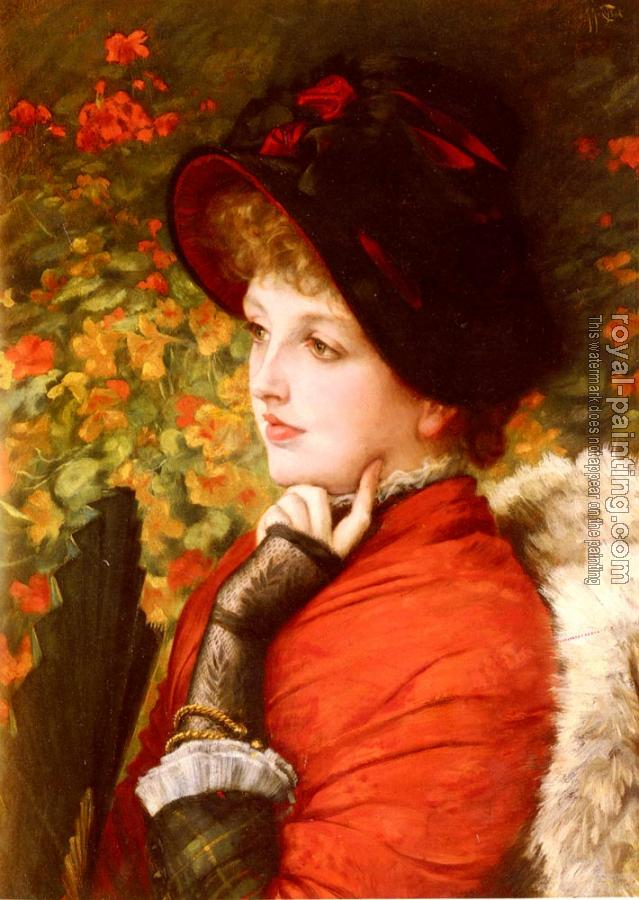 James Tissot : Type Of Beauty