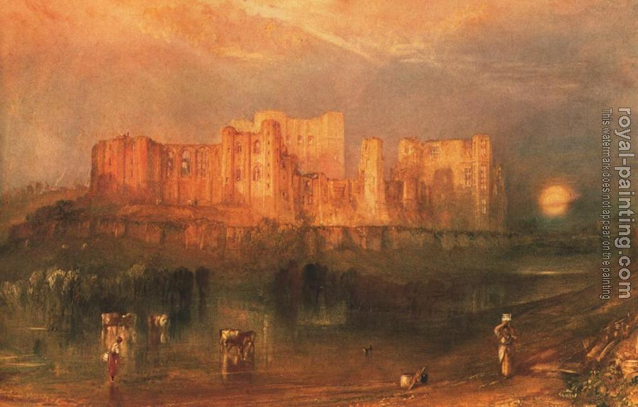 Joseph Mallord William Turner : Kenilworth Castle