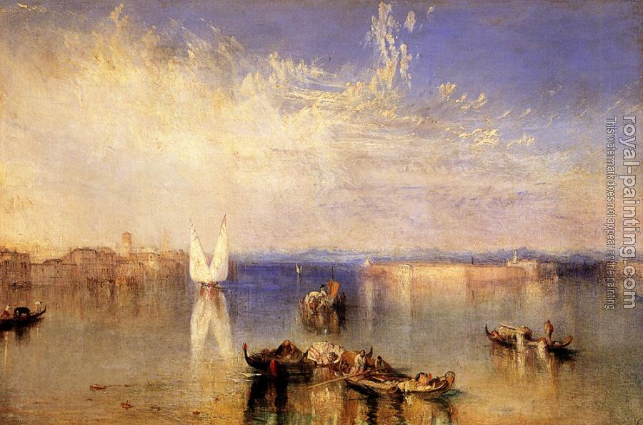 Joseph Mallord William Turner : Campo Santo, Venice