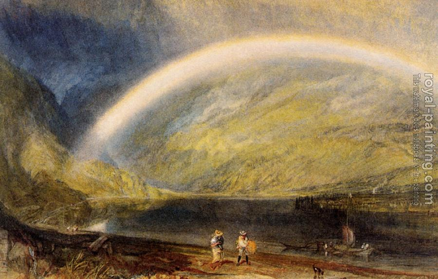 Joseph Mallord William Turner : Rainbow