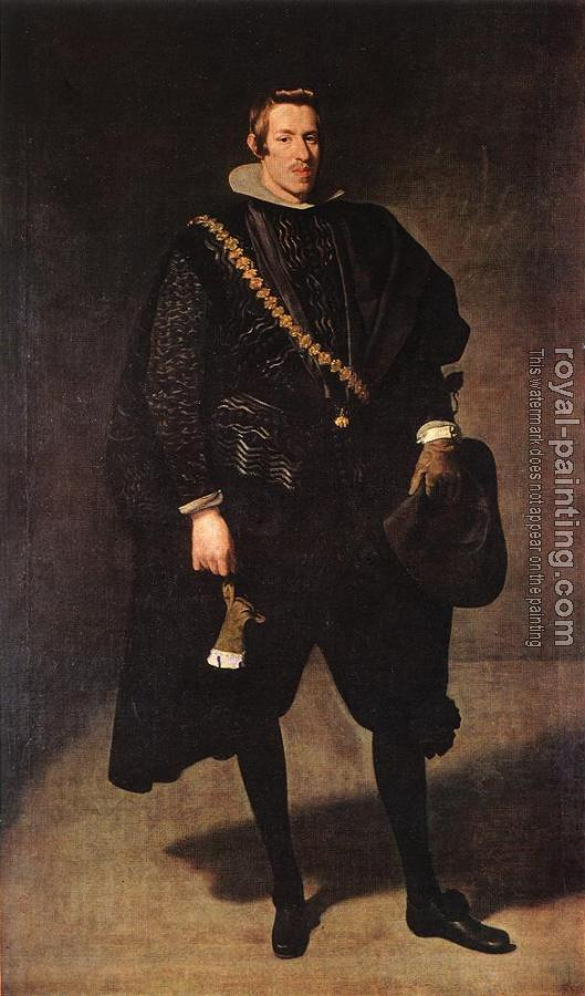 Portrait of Infante Don Carlos