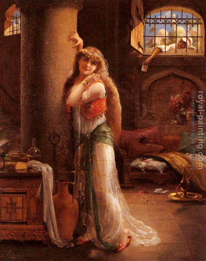 Emile Vernon : The Secret Message
