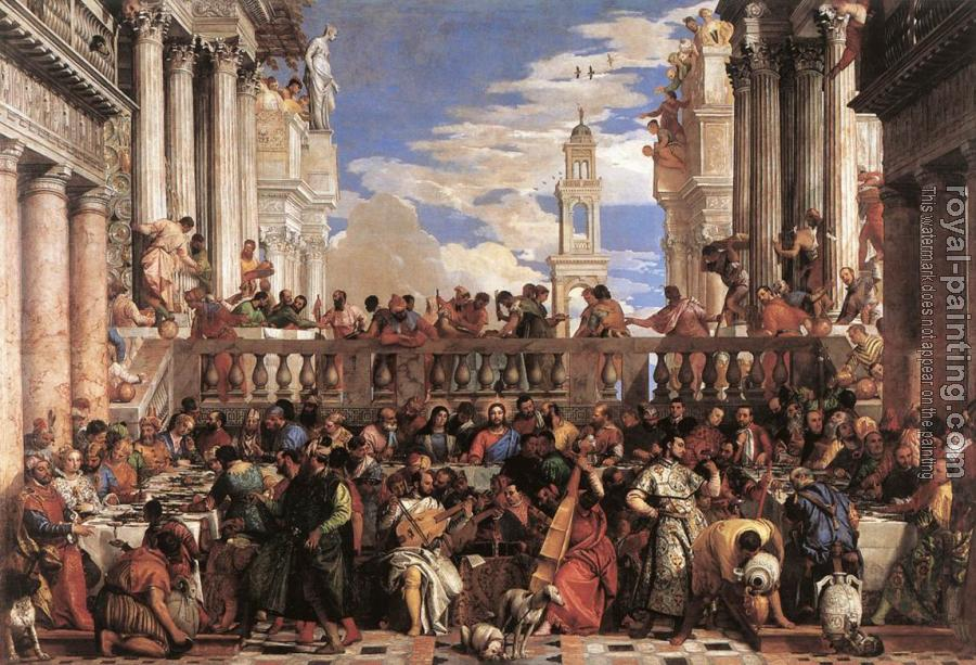Paolo Veronese : The Marriage at Cana