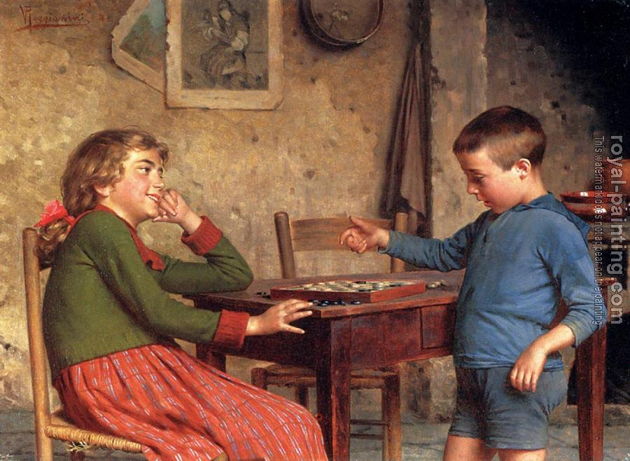 Vittorio Reggianini : The Draft Players