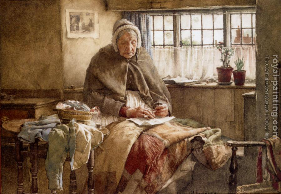 Walter Langley : At Evening Time It Shall Be Light