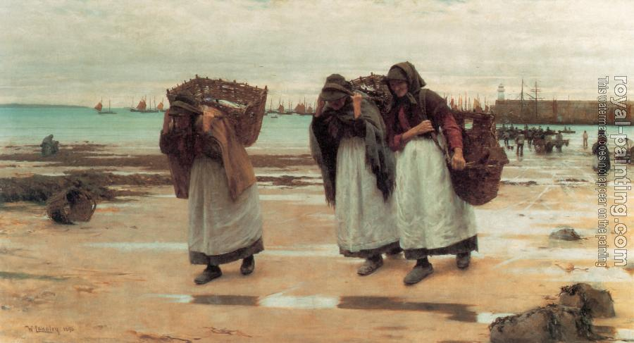 Walter Langley : The Breadwinners