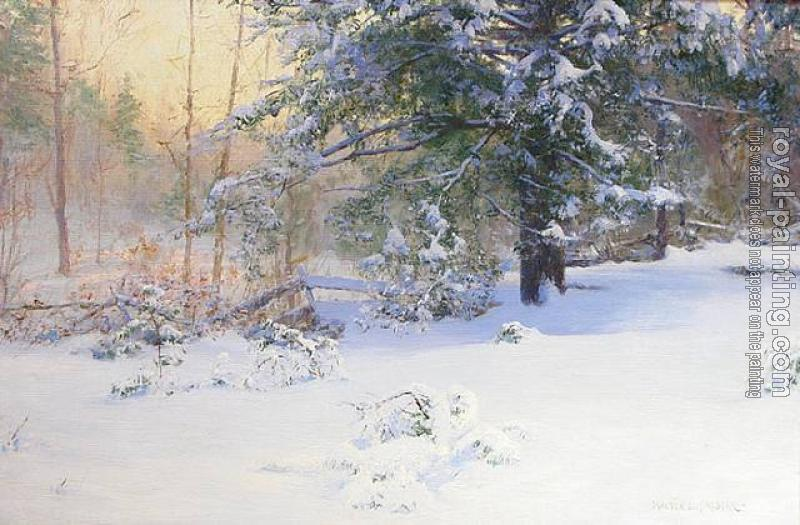Walter Launt Palmer : The First Snow
