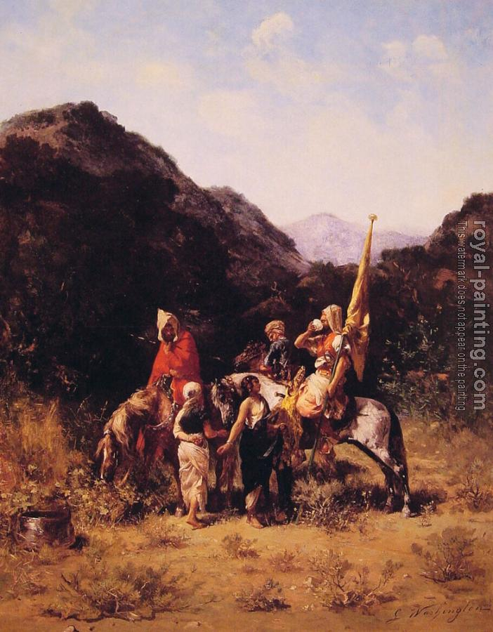 Georges Washington : Riders in the Mountain