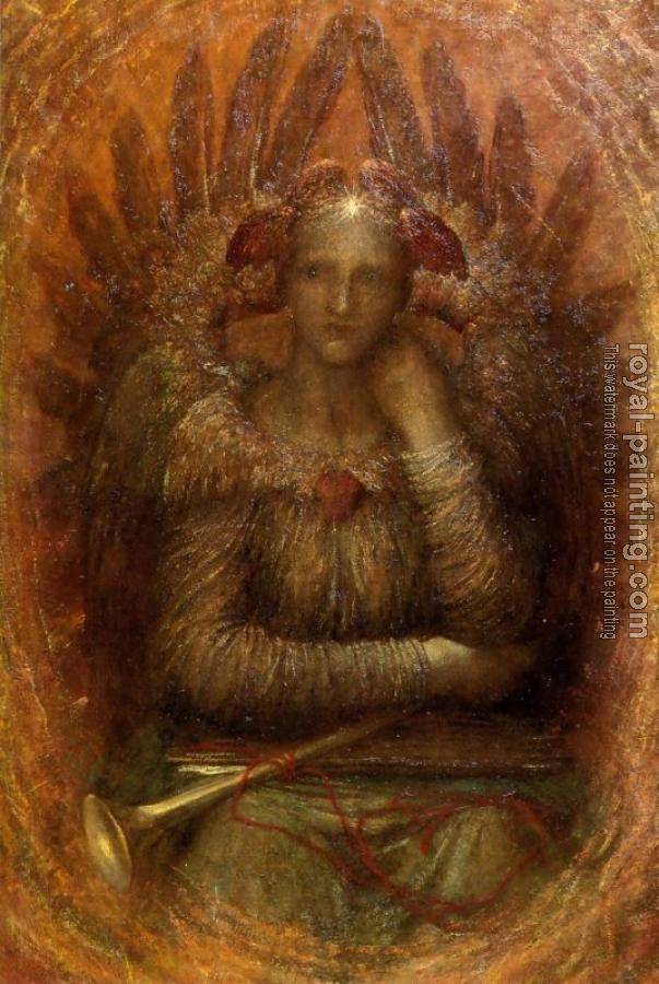 George Frederick Watts : Canvas painting II