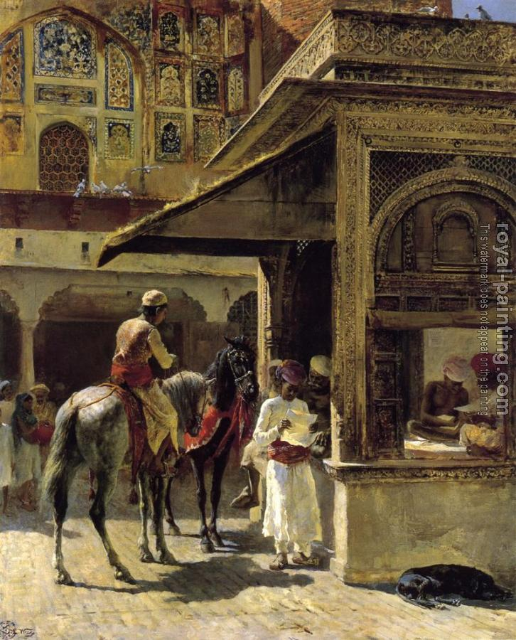 Edwin Lord Weeks : Hindu Merchants