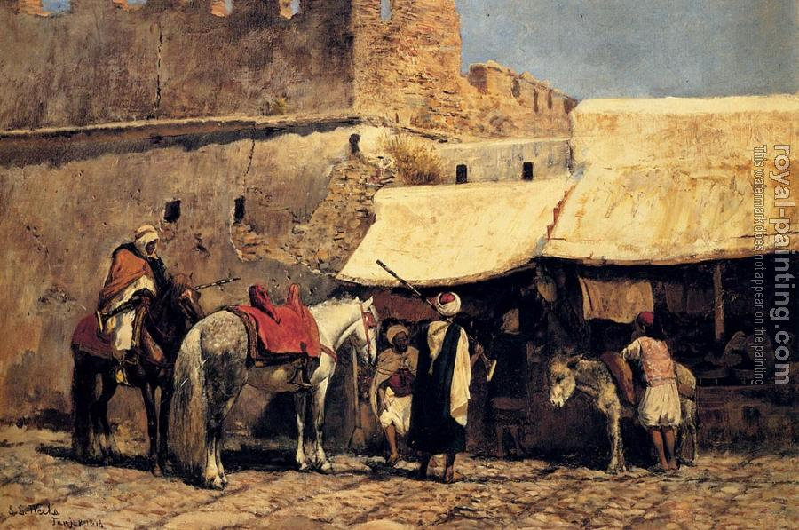 Edwin Lord Weeks : Tangiers