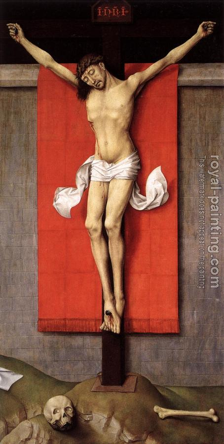 Crucifixion Diptych, right panel