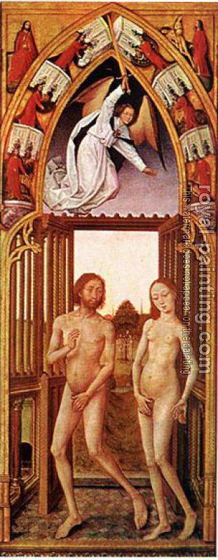 Triptych of the Redemption, right