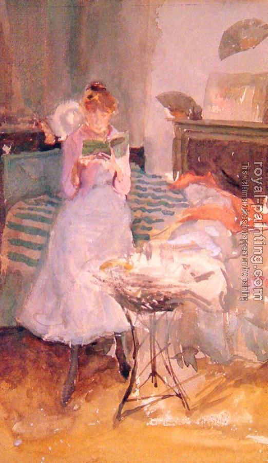 James Abbottb McNeill Whistler : The Novelette