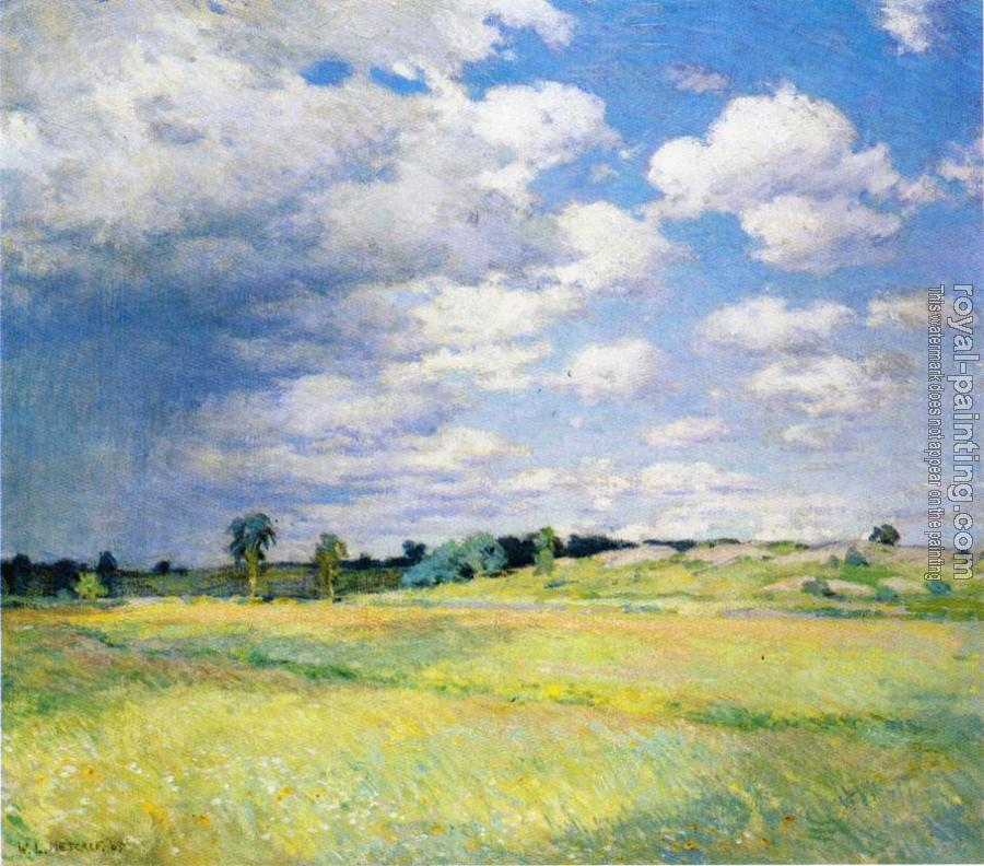 Willard Leroy Metcalf : Flying Shadows