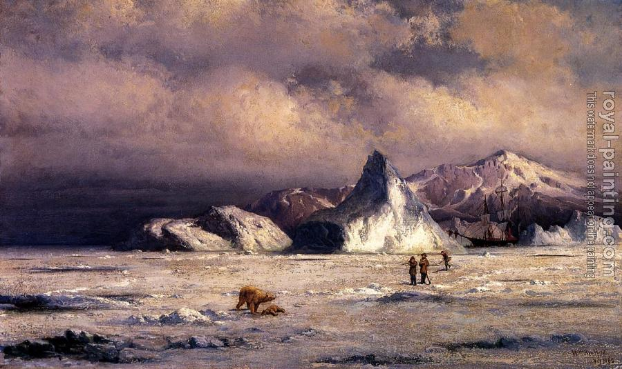 William Bradford : Arctic Invaders