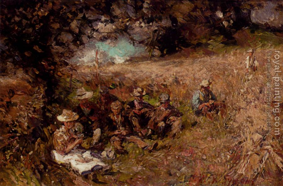 William Christian Symons : A Break From Labour
