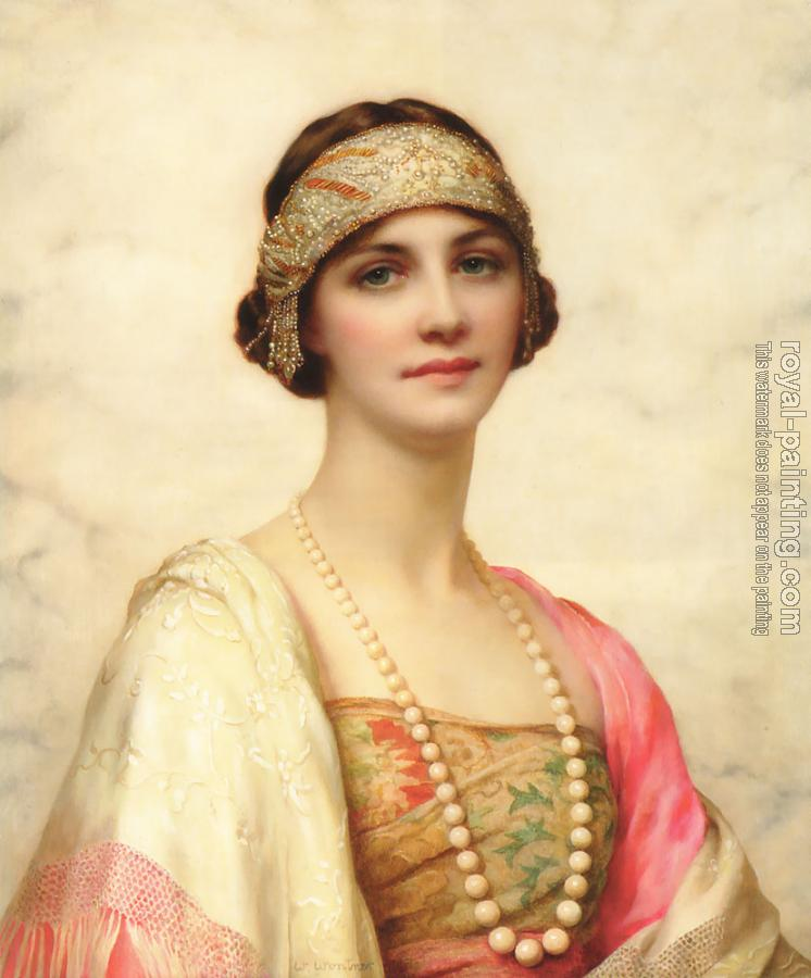 William Clarke Wontner : An Elegant Beauty