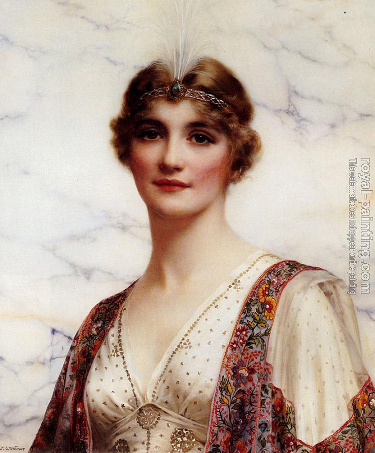 William Clarke Wontner : The Fair Persian
