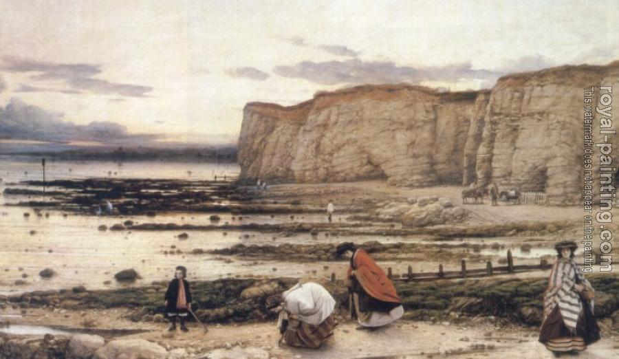 William Dyce : Recollection of Pegwell Bay