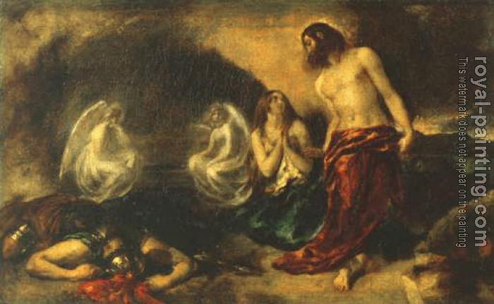 William Etty : Christ Appearing to Mary Magdalene after the Resurrection