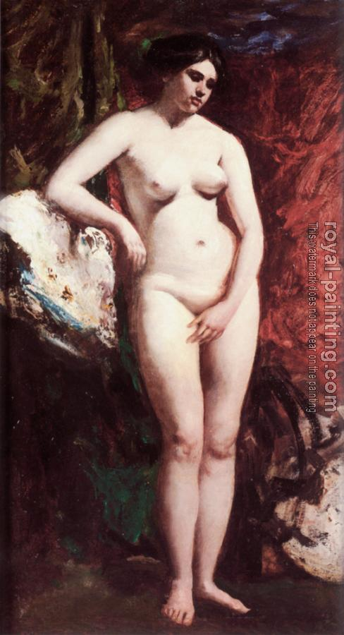 William Etty : Nude