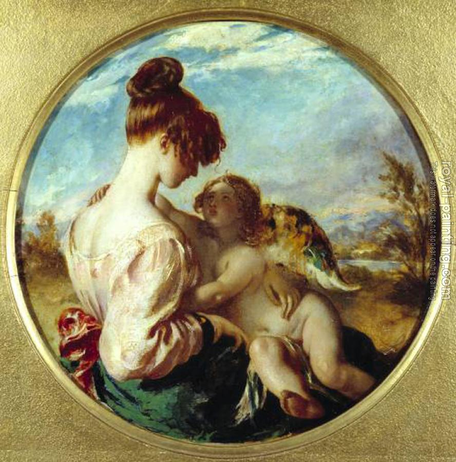 William Etty : The Dangerous Playmate