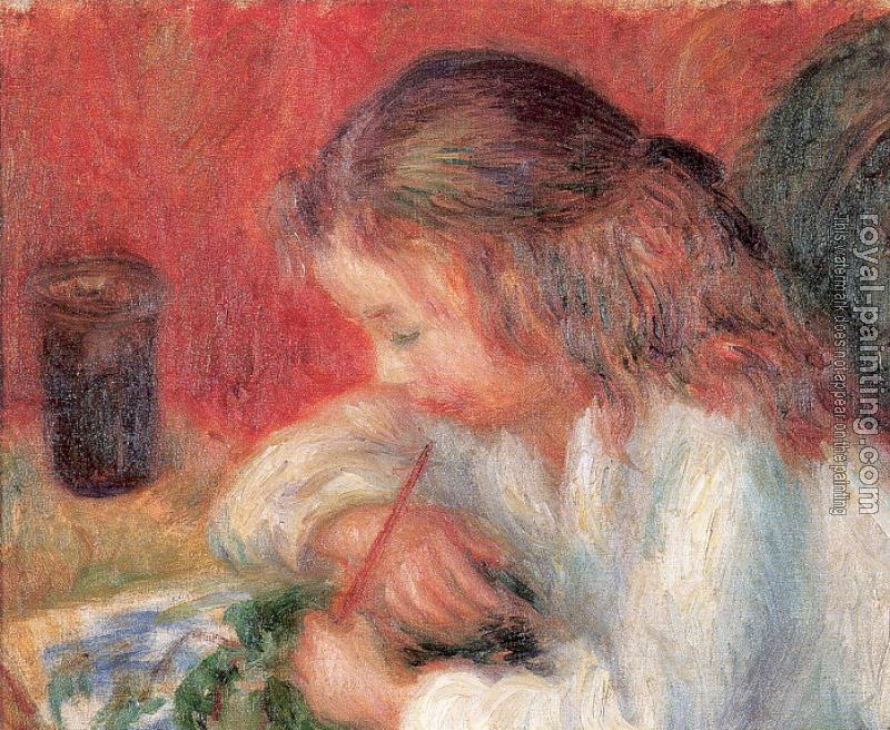 William James Glackens : Lenna Painting