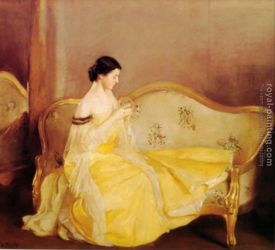 William McGregor Paxton : The Crystal
