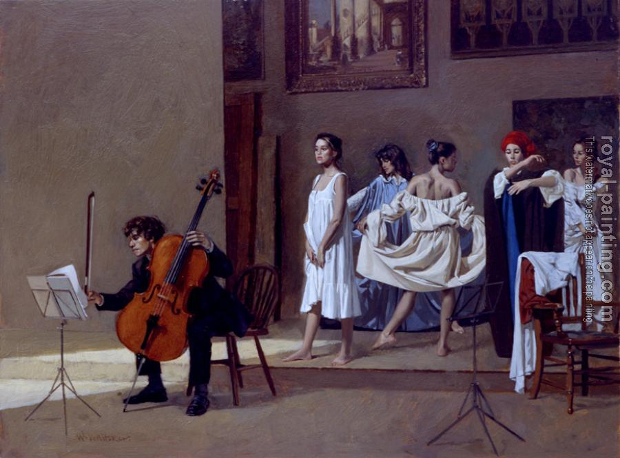 William Whitaker : Cue