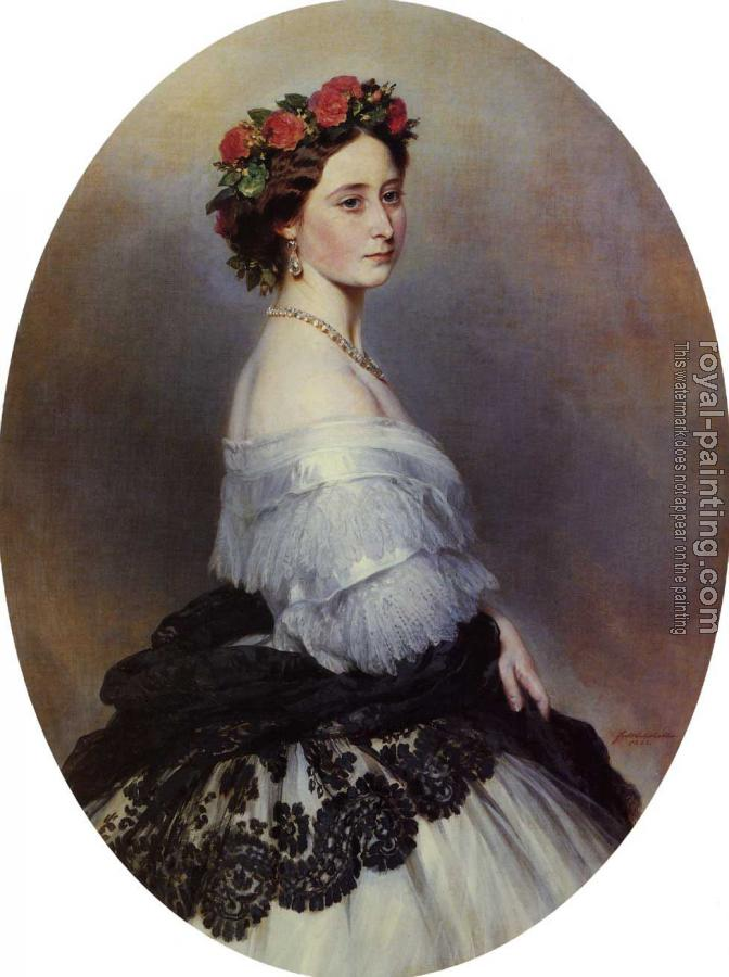 Franz Xavier Winterhalter : Princess Alice