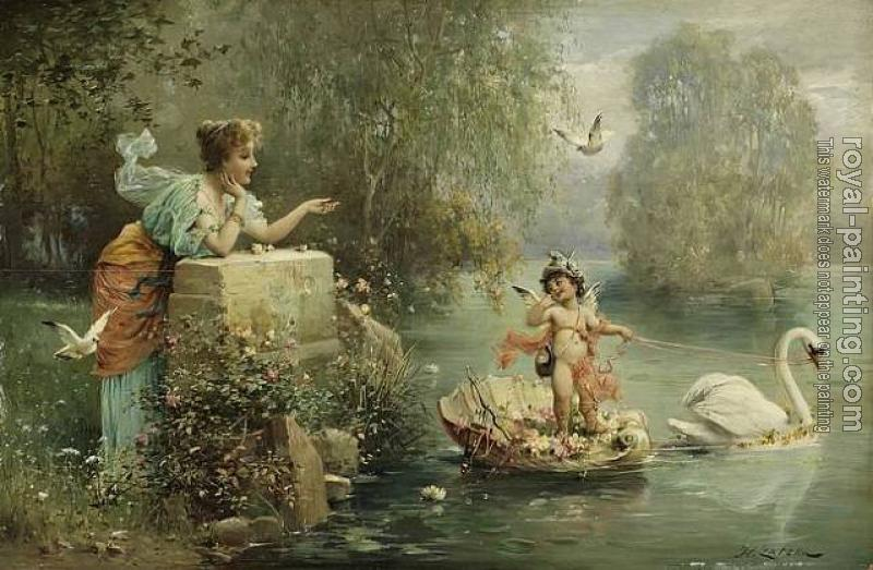 Hans Zatzka : In Search of Love