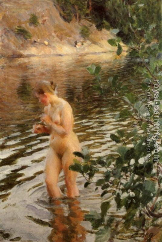 Anders Zorn : Frileuse