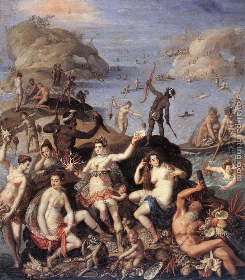 Jacopo Zucchi : The Coral Fishers