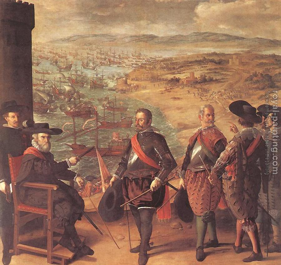 Defence of Cadiz against the English