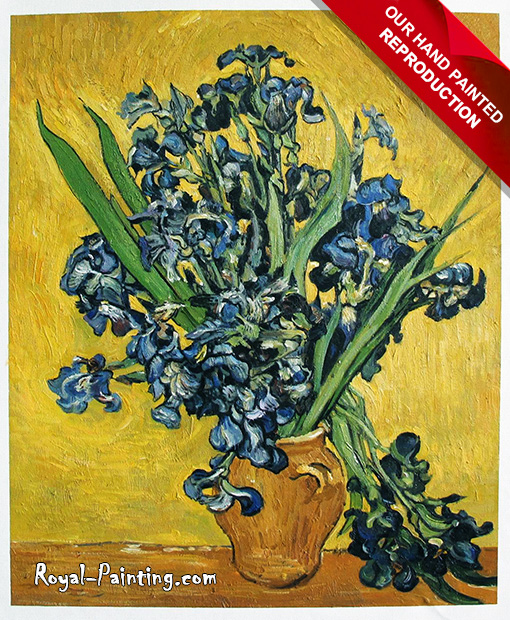 Vincent Van Gogh oil painting : Still Life,Flowers