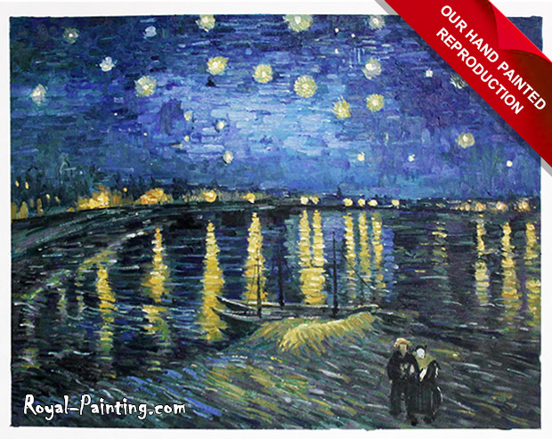 Vincent Van Gogh oil painting : Landscapes
