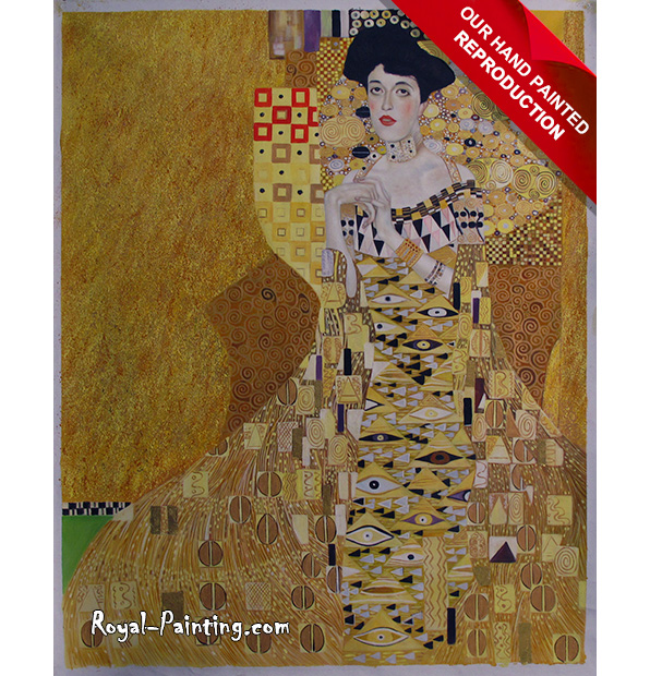 Gustav Klimt oil painting : Women